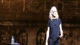 Billy Connolly,  Too Old To Die Young Tour  Belfast,  Part 7.