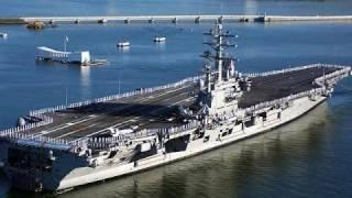 Navy Commissions USS Barack Obama