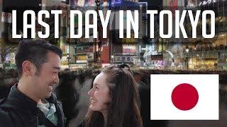 Last Day In Tokyo (vlog #96)