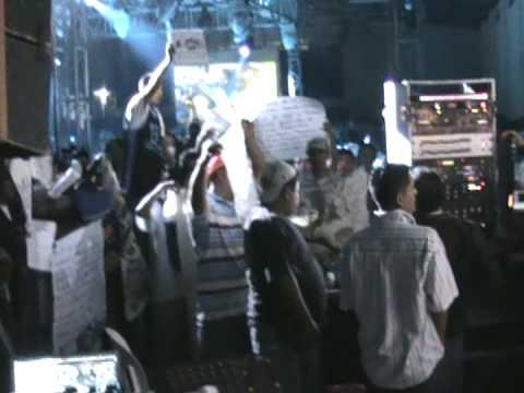 SONIDO FANTASMA - PRESENTACION... EN ACATLAN, - 13 -FEB-2009 Video