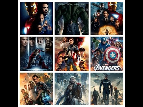 Movie Talk: Marvel Cinematic Universe