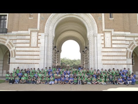 The Young Owls Leadership Program at Rice University