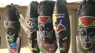 Rich cultural heritage embedded in Ghanaian art and craft