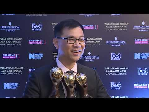 Jonathan Cheung, chief executive, Abercrombie & Kent, China