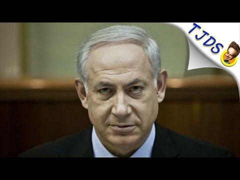 """Bibi """"Eat it Gaza"""" Netanyahu"""