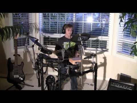 MuteMath - Spotlight, drum cover by RyanT2020