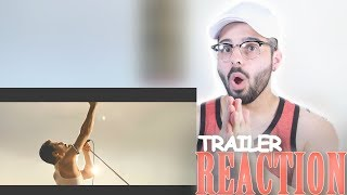 Bohemian Rhapsody Official Trailer #1 Reaction And Review