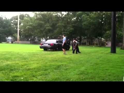 S.W.A.T flash-bang grenade demo