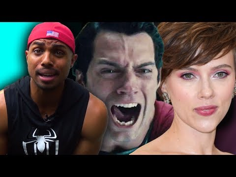 Scarlett Johansson DROPS Trans Role, While Henry Cavill...