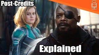 Avengers Infinity War Post-Credits Scene Explained