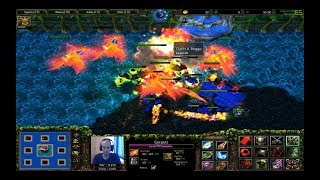 Warcraft 3 Custom Hero Survival v2.6c SPAM THE SUMMONS - 50 Levels