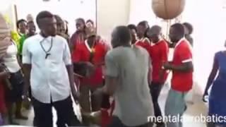 Luhya Isukuti! Lipala dance