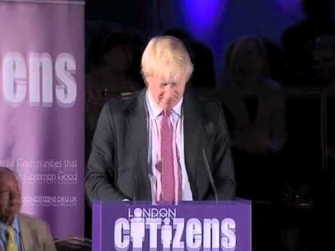 London Citizens' Mayoral Accountability Assembly 2012 (Highlights)