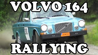 Volvo 164 | Crash & Action