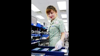 Đột nhập nhà máy sản xuất Samsung Galaxy S8 ở Việt Nam