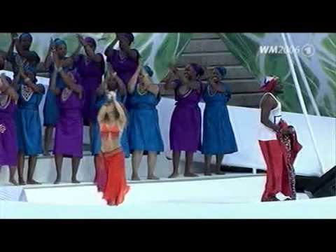Shakira: Hips Dont Lie-bamboo-live At Fifa 2006 World Cup video