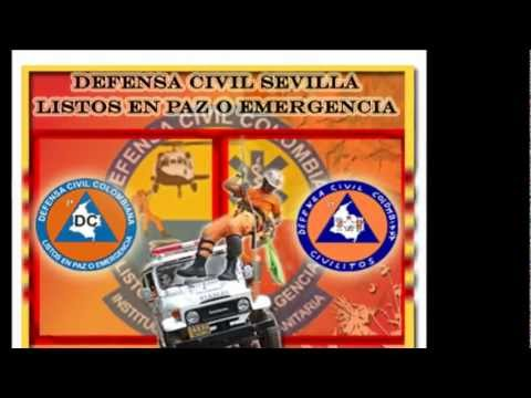 HIMNO DE LA DEFENSA CIVIL COLOMBIANA