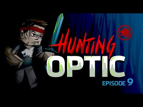 Minecraft: Hunting OpTic Behind Enemy Lines Episode 9