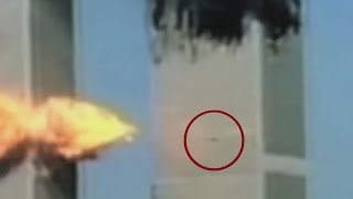 UFO Sighting at Twin Towers 9/11 WTC Attacks - FindingUFO