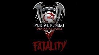 [GC] Mortal Kombat Deadly Alliance All Fatalities - HD [Reupload]