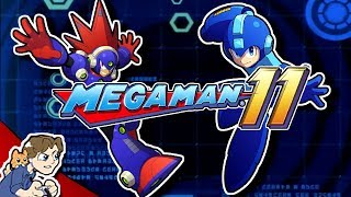 MEGA MAN IS BACK! | Mega Man 11 #1 | ProJared Plays