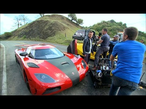 'Need For Speed' Behind The Wheel