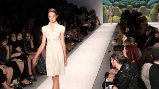 TIBI S/S 2011 FASHION SHOW - VIDEO BY XXXX MAGAZINE