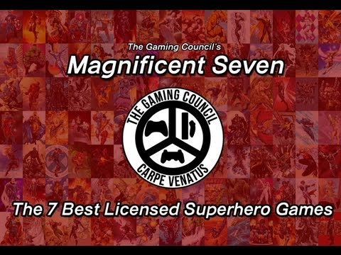 Magnificent Seven – The 7 Best Licensed Superhero Games Of This Gen