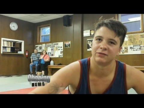 Women's Sumo Champion will represent the USA