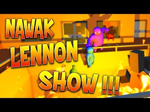 Nawak Lennon Show : Gang Beasts (avec Jehal) [2]