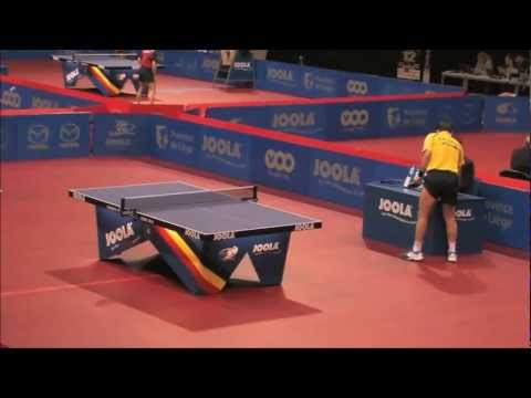 Table Tennis - Top 10 Points [HD]