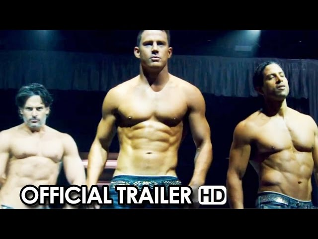 Magic Mike XXL Official Trailer (2015) - Channing Tatum, Matt Bomer Movie HD