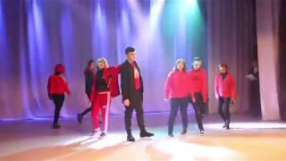 """Открытие K-POP Cover Dance Fest, танец «BTS» от студии современного танца """"Day"""""""