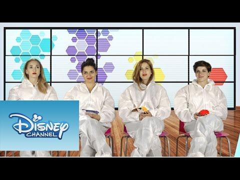Versus: Sin repetir: Peligro de derrame - Violetta