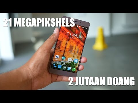 Unboxing & Initial Review Elephone M3 Indonesia
