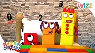 Numberblocks - NEW EPISODE! | The Zero Song | Learn to Count | Wizz | Cartoons for Kids