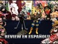Cable De Marvel Legends Toy Biz serie 6 review en español