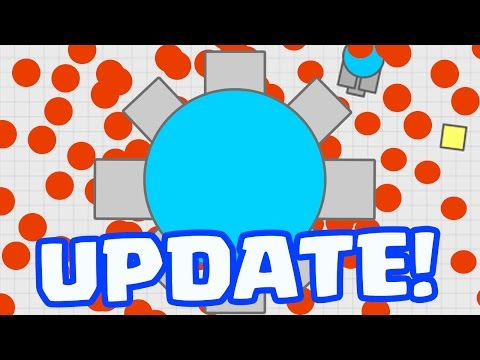 40,000 SCORE + HUGE UPDATE! - Diep.io - Diep.io Game Max Level TankGameplay