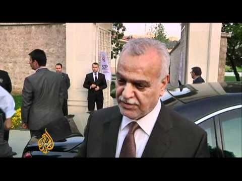 Iraqi VP put on Interpol 'alert'