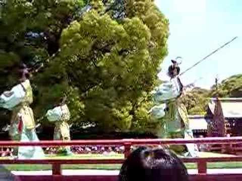 Japon : Tokyo (Temple Yoggi) bis x3