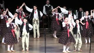 """Kotka, Tańce orawskie - Koncert ZPiT Lublin """"Nasze lubelskie taneczki"""" 23.03.2018"""