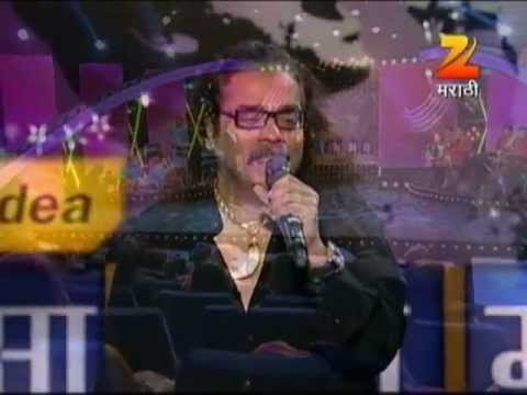 Jiv Dangla Rangla - Hariharan Live at Grand finale of Saregamapa...