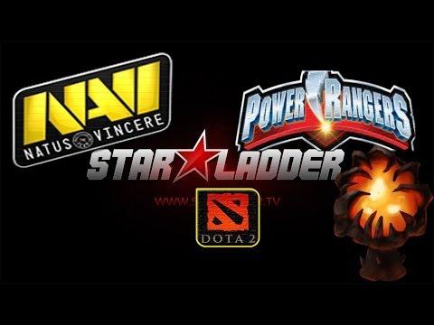 NaVi vs PR (03.04.14) Starladder 9 Dota 2 (RUS) SLTV