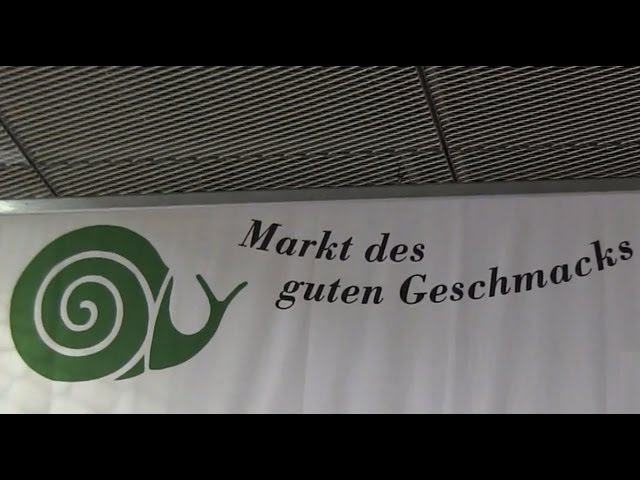 Slow Food Messe 2012 - 2. Kulinarisches Bloggertreffen - Disturbed Cooking Episode 66