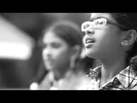 Indian Rock - Baiju Dharmajan performing the National Anthem Jana Gana Mana