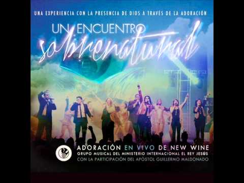5.Yeshua HA Mashiach-New wine-un encuentro sobrenatural (cd)