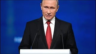 ПМЭФ-2018. Пленарное заседание. Выступление Владимира Путина. Прямой эфир