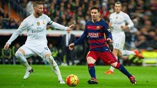 Barcelona vs Real Madrid (1/2) Goles Resumen El Clásico 2016