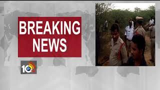 పోలీసులు వస్తున్నారని..చెరువులో దూకారు | Kadapa Tragedy | AP