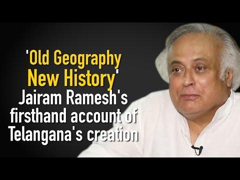 The Quint: Jairam Ramesh on RaGa, Telangana and Kamalnath's Punjab Fiasco